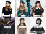 Модные женские шапки на зиму 2015 года